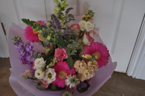 Summer Hand-tied Flowers